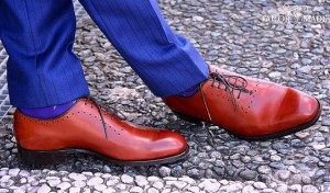 Tailor-made-LEATHER-BARKER-SHOES